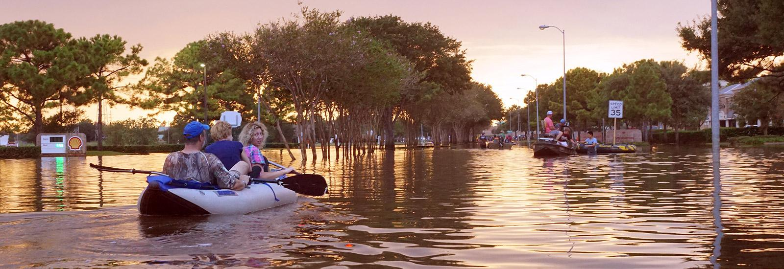 Houston Under Water: Untold Stories of Hurricane Harvey