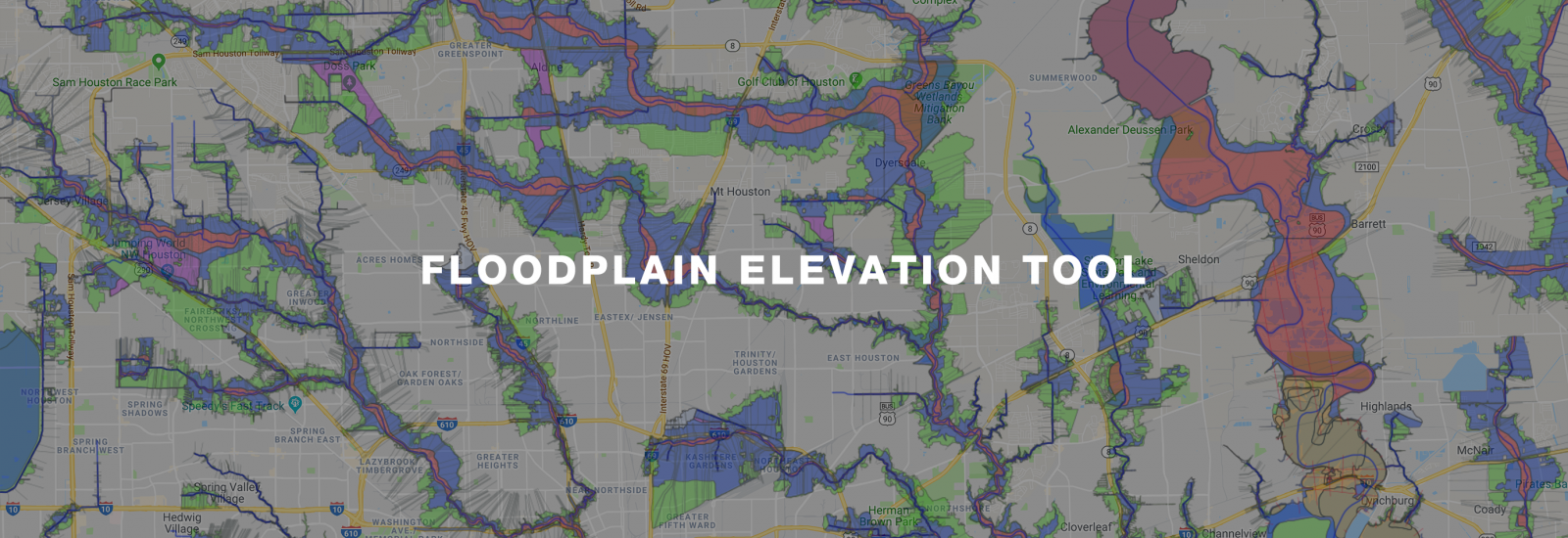 Floodplain Elevation Tool