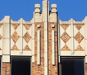 499 Sheridan Facade Restoration