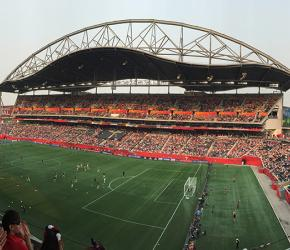 Investors Group Field — Home of FIFA 2015 Women's World Cup