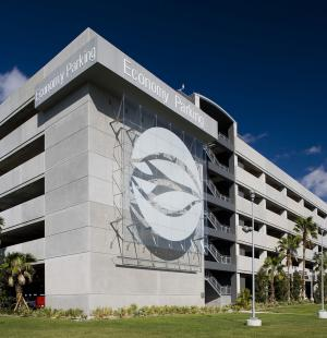 TPA Economy Parking Garage