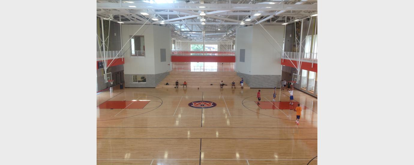 Auburn University Recreation and Wellness Center