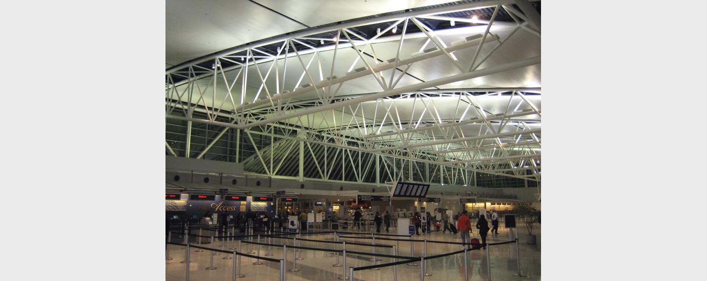 IAH International Arrivals Building