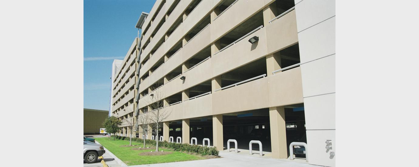 Marq-E Parking Garage