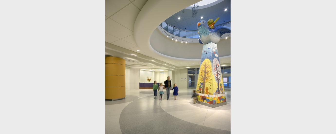 Le Bonheur Children's Hospital