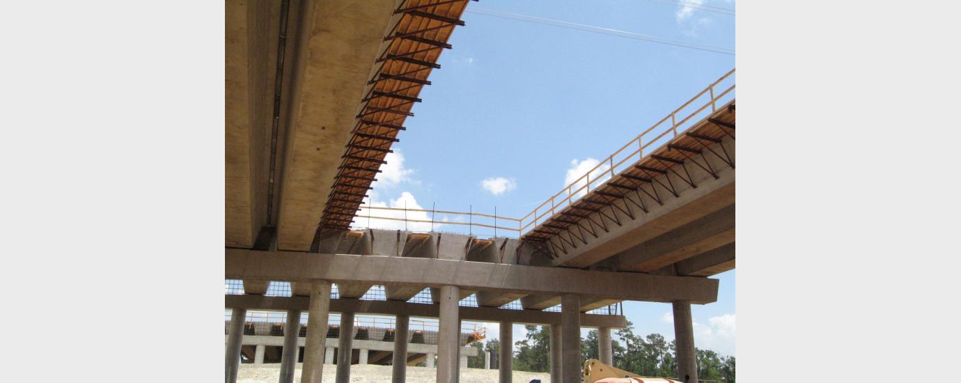 Springwoods Holzwarth Bridge