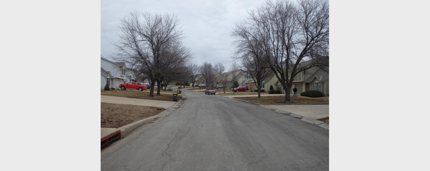 2015 Neighborhood Streets Reconstruction Program