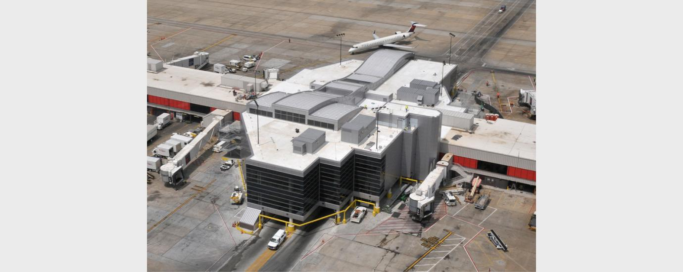 ATL Concourse D Midpoint Expansion