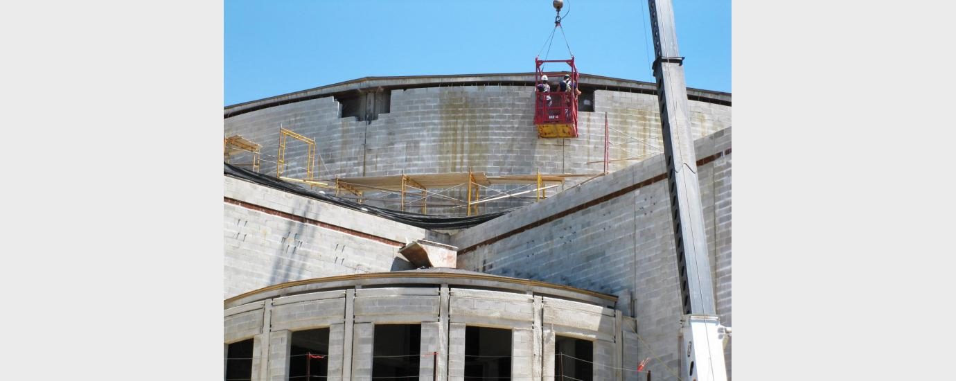 Carmel Center for the Performing Arts  Dome Failure Analysis