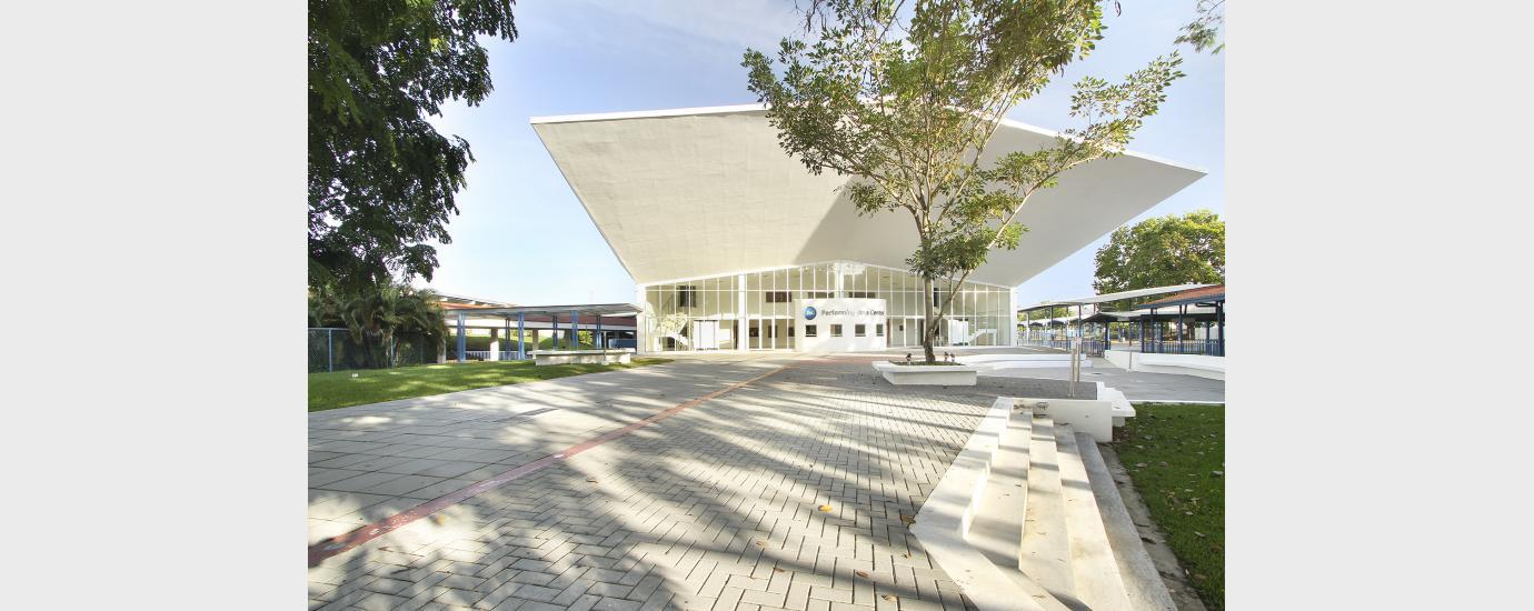 International School of Panama Auditorium