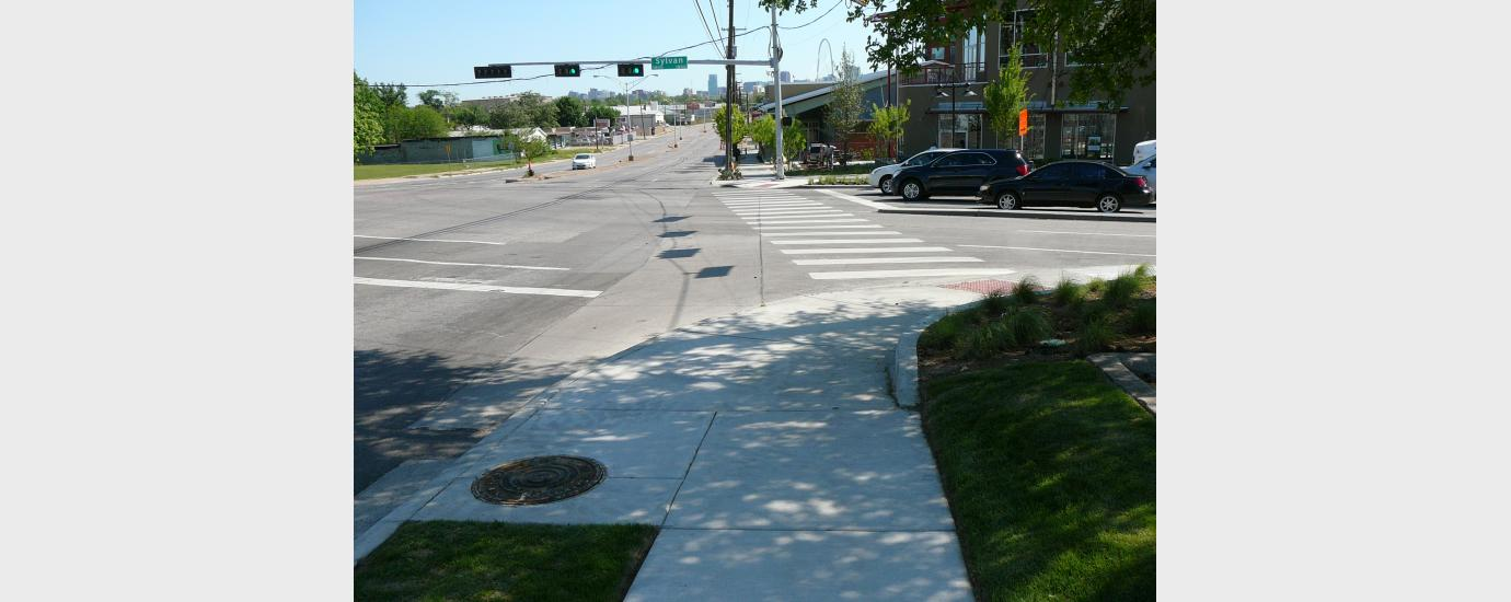 Sylvan Avenue Improvements