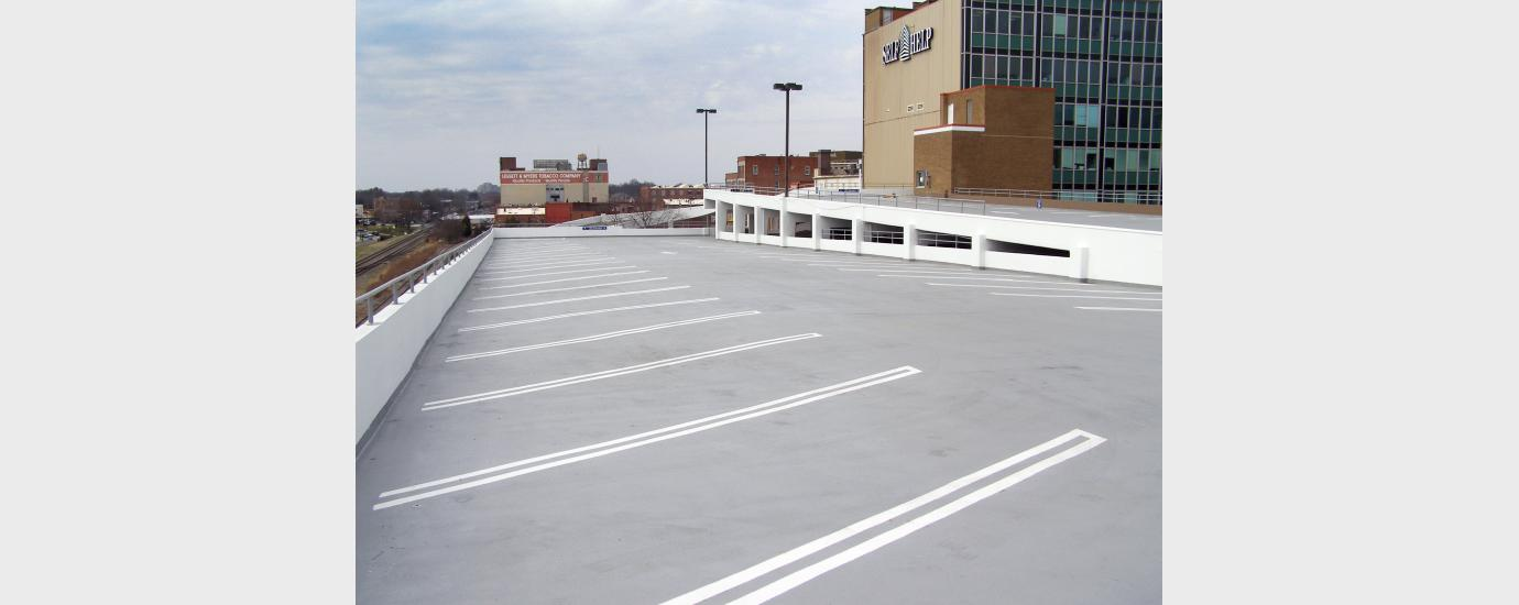 Corcoran Parking Garage Repair