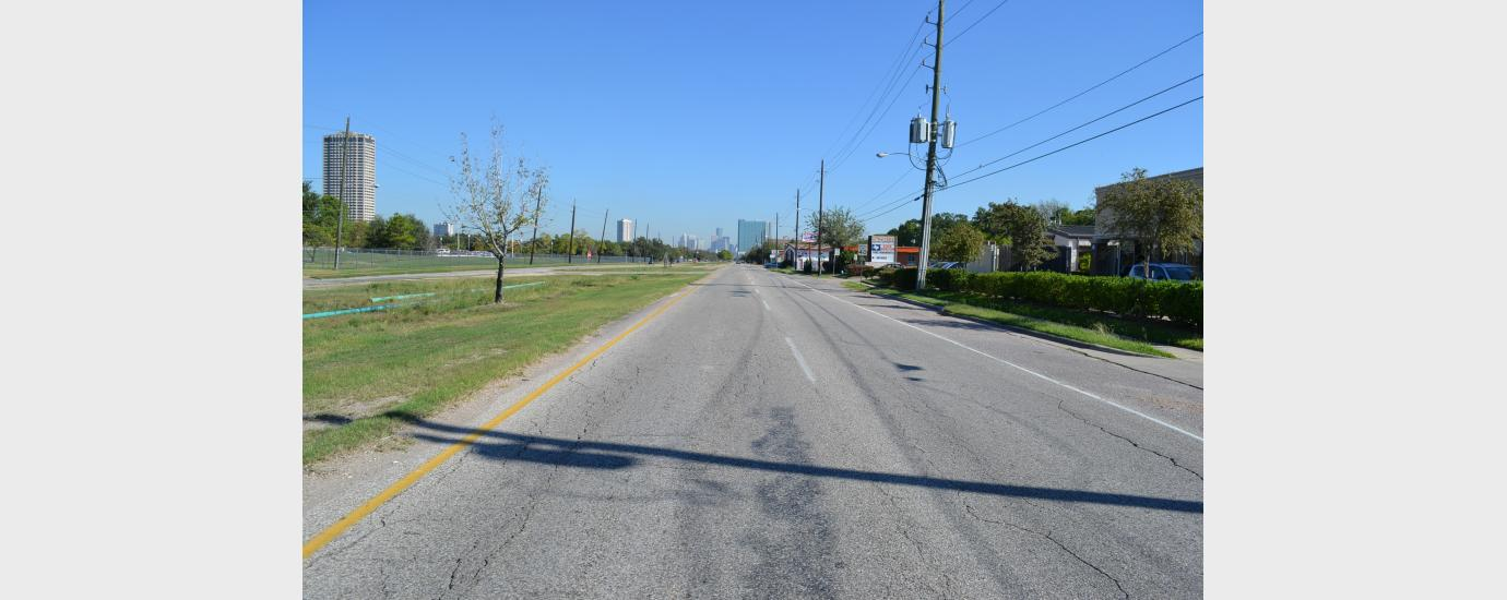 Almeda Road Reconstruction