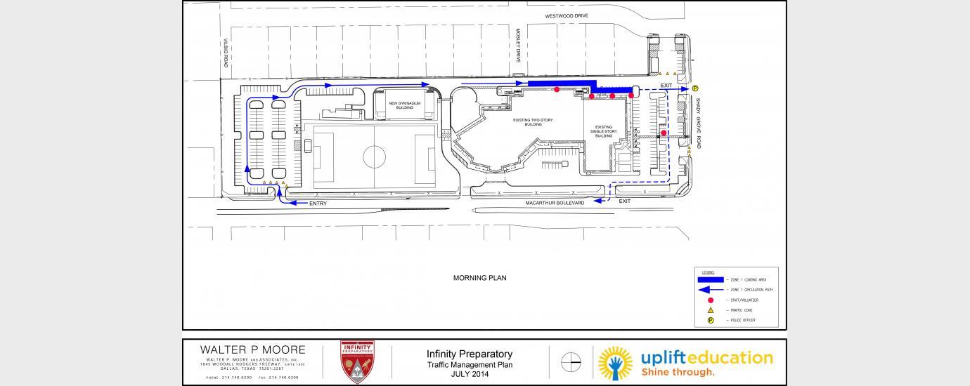 School Traffic Management Plan