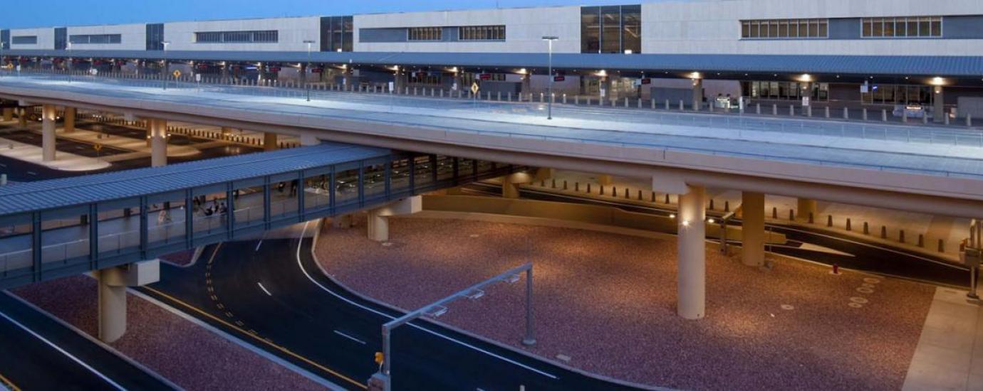 McCarran International Airport Terminal 3 Exteriors