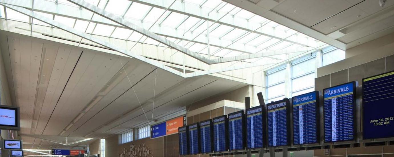 McCarran International Airport Terminal 3 Interiors
