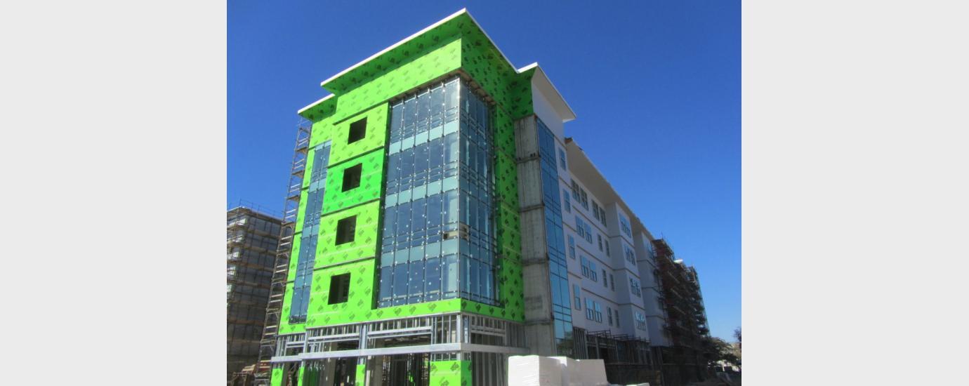 Northside Residence Hall Building Envelope
