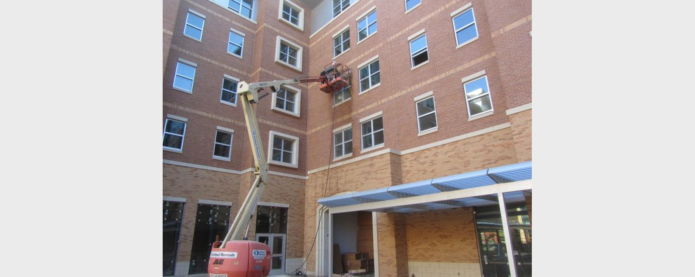 Northside Residence Hall Building Envelope