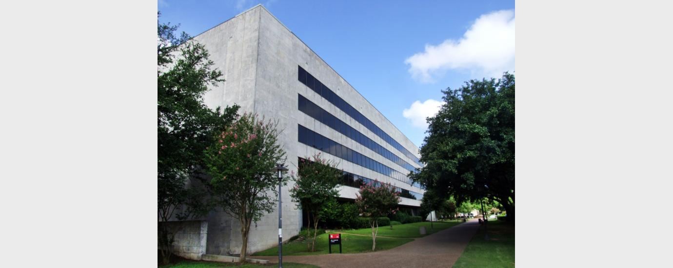 M.D. Anderson Library Façade Repair
