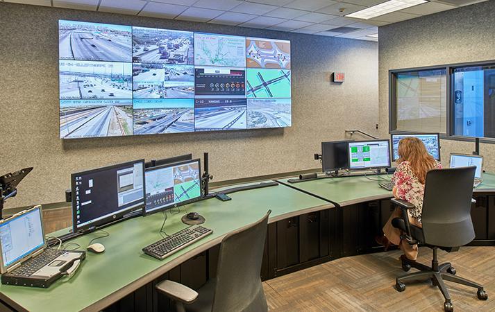 El Paso Traffic Management Center (TMC) Relocation