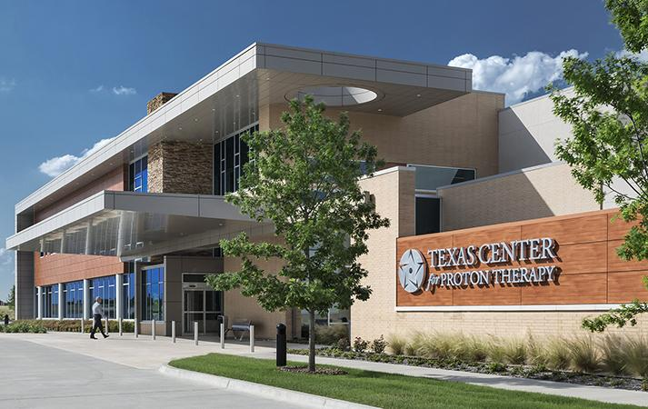 Texas Center for Proton Therapy
